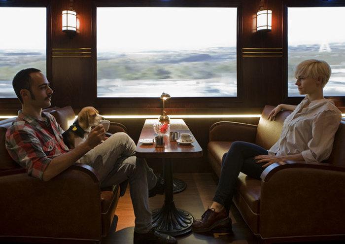 The Passenger w Madrycie – Oryginalna restauracja retro w wystroju z pociągu