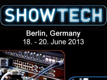 Eventowa gratka o światowym poziomie – Targi eventowe ShowTech, Berlin 2013