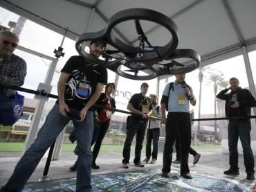 Dron na evencie!