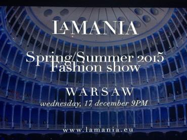 LaMania – Wyjątkowy Pokaz Mody