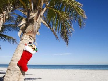 Święta w domu czy na piaszczystej plaży?