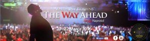 Anthony Robins - The Way Ahead