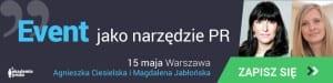 ciesielska_jablonska_event narzędziem PR'u