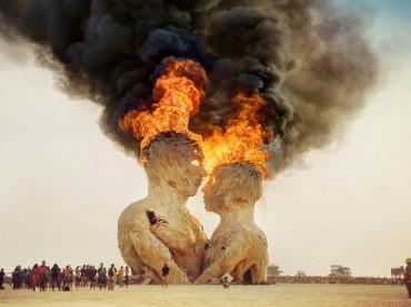 Pustynia Marzycieli – Burning Man 2015