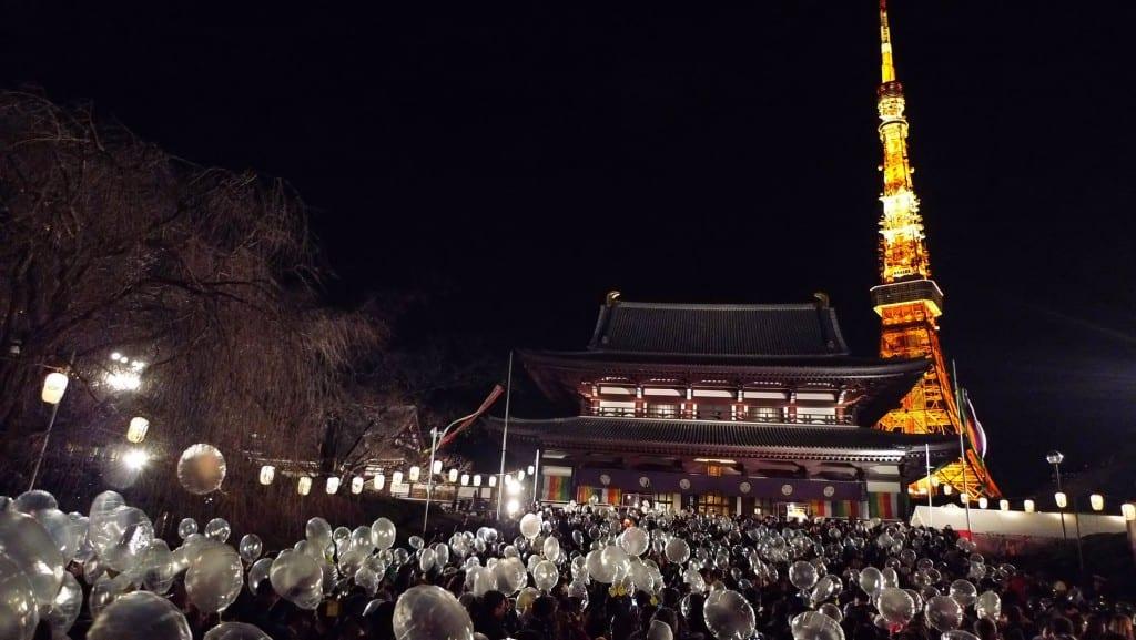 W Japonii bez fajerwerków