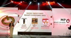 MP Power Awards 2015 by MeetingPlanner.pl