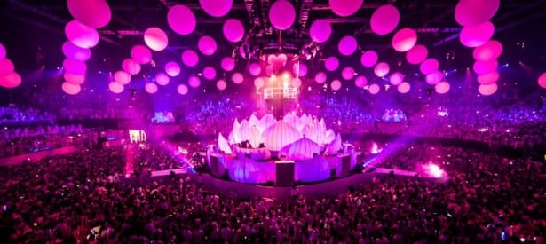 Sensation White Innerspace NYC 2012.