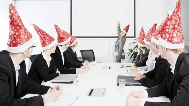 Wigilia firmowa. Co planują szefowie?