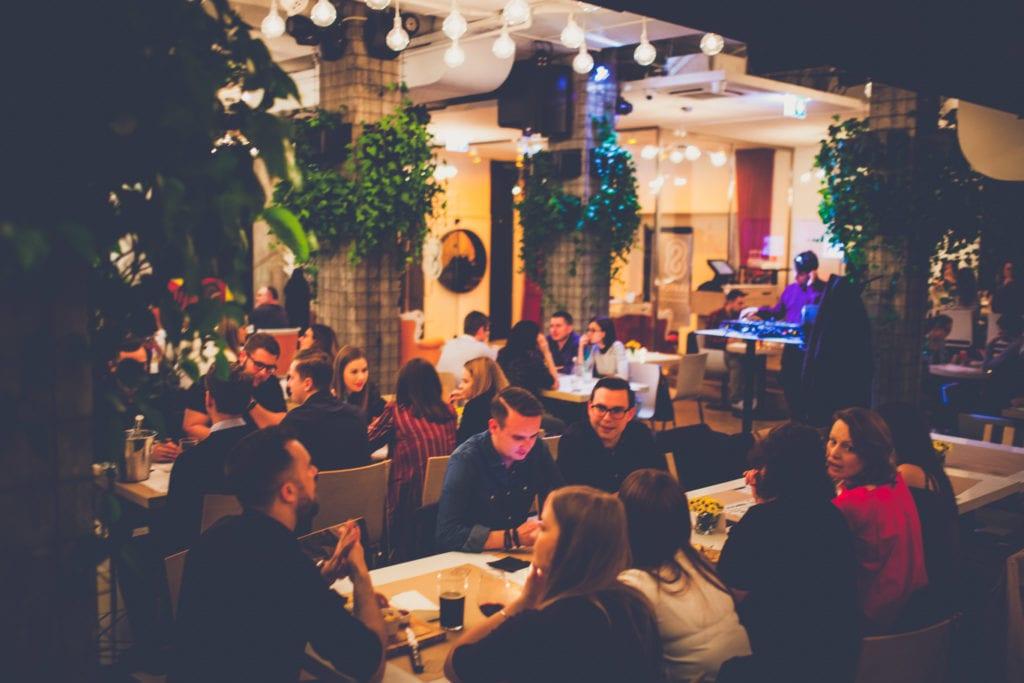 Restauracja Sketch – miejsce z eventową duszą