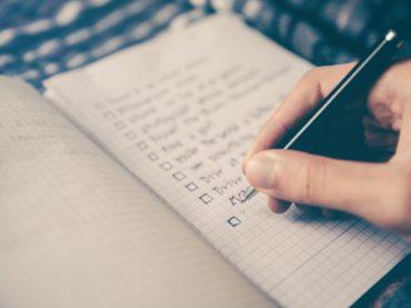 Eventowa Checklista