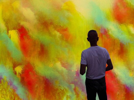 Fajerwerki i Wybuchowa Sztuka Cai Guo-Qiang
