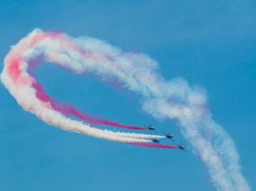 Odlotowy event w Poznaniu – Air Show 2018