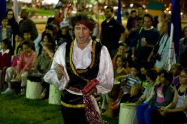 Warsztaty bębniarskie w świecie eventów – Ryszard Bazarnik o sobie i nie tylko