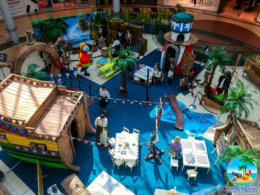 Piracka wyspa skarbów – Event w Centrum Handlowym Promenada