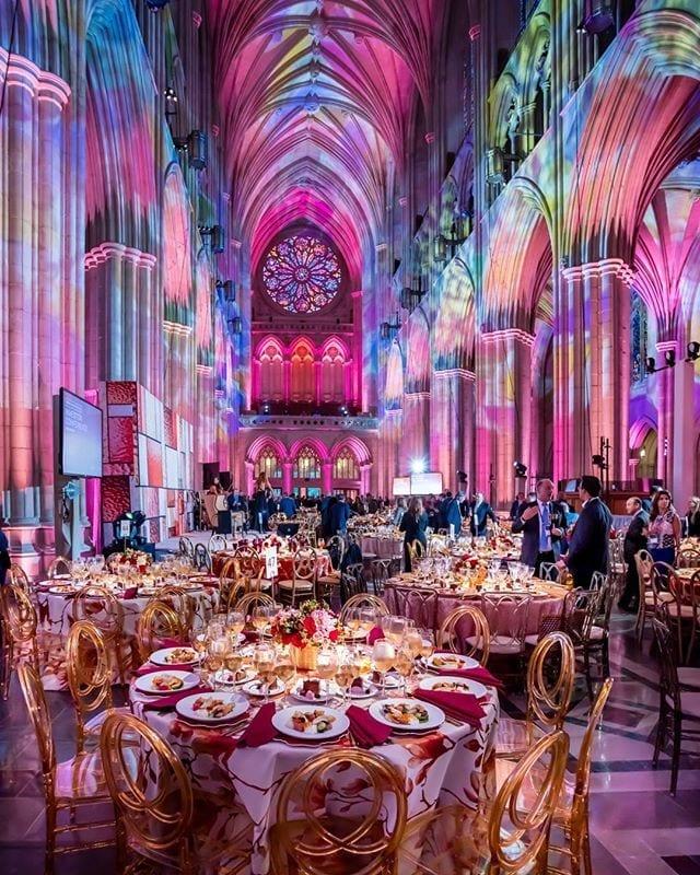 eventy w kościołach