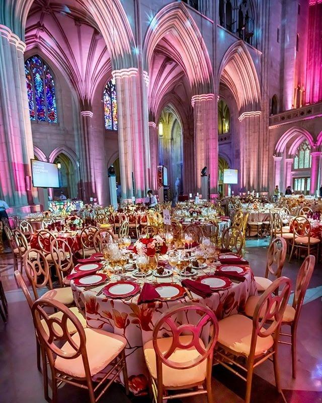 Gala zasiadana w Katedrze w Waszyngtonie