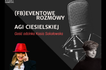 Kasia Sokołowska w roli reżysera pokazów mody