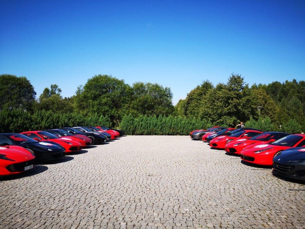 Ferrari Event