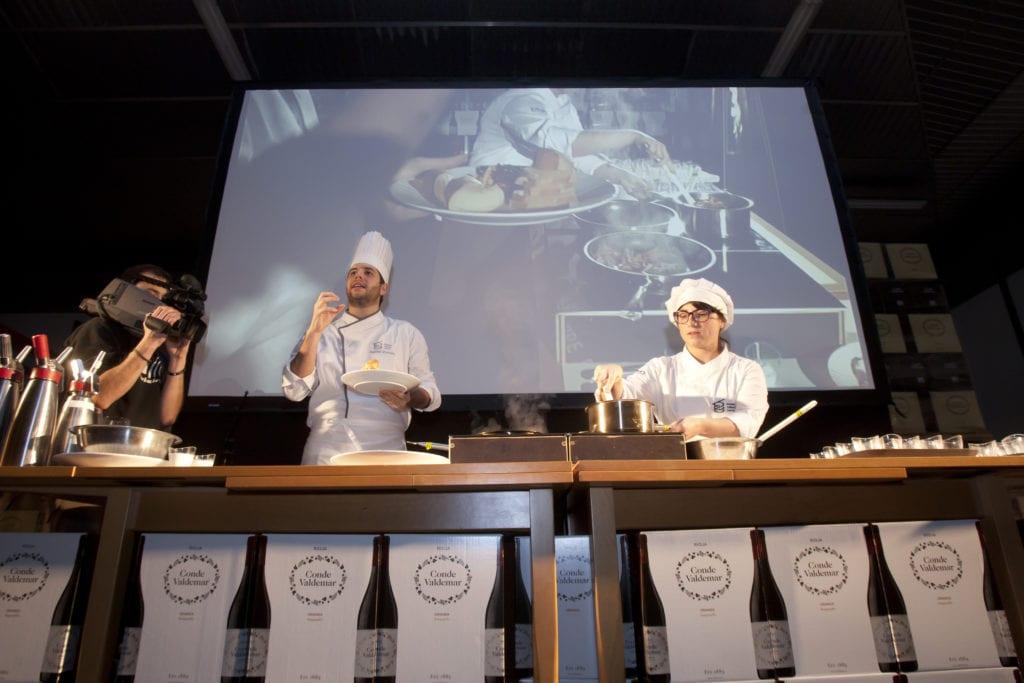 Show Cooking + Coaching IV